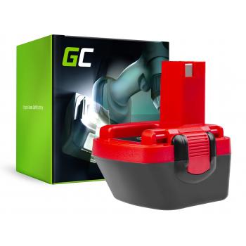 Bateria Green Cell (2Ah 12V) 2 607 335 709 2607335463 BAT046 do Bosch O-PACK GLI GSR PAG PSR PSB 12 12-2 12VE-2 VSE-2 3360K