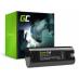 Bateria Green Cell (3Ah 7.2V) 7000 7002 7033 7001 191679-9 do Makita 3700D 6012D 6015DWK 6018D 6019D 6072D 9200D DA3000D