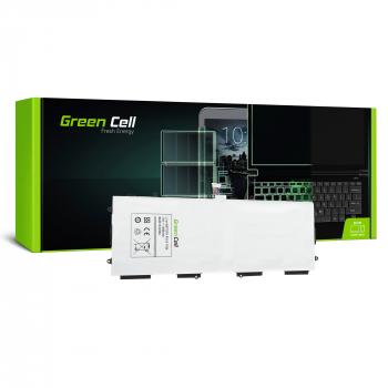 Bateria Green Cell T4500E do Samsung Galaxy Tab 3 10.1 P5200 P5210