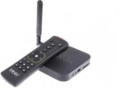 Android Box Minix X8-H PLUS UHD 4K WiFi AC H.265 + klawiatura MINIX NEO A2 LITE