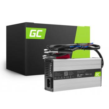 Ładowarka, prostownik Green Cell do akumulatorów LiFePO4 14.6V 10A