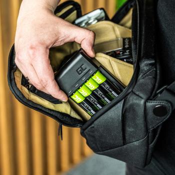 Ładowarka Green Cell VitalCharger do akumulatorów AA AAA R6 R03