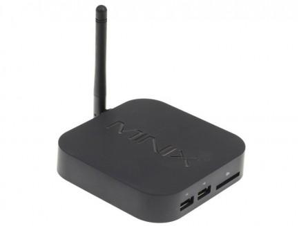 Zestaw TV Box Minix X7 Mini + Bezprzewodowa klawiatura Minix NEO A2 Lite