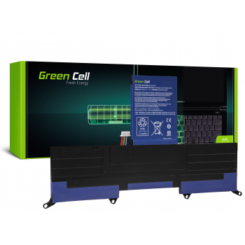 Bateria Green Cell AP11D3F AP11D4F do Acer Aspire S3 S3-331 S3-951 S3-371 S3-391