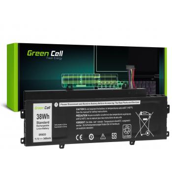 Bateria Green Cell 5R9DD do Dell Chromebook 11 3120 P22T P22T001