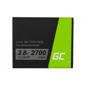 Bateria Green Cell GK40 do telefonu Motorola Moto G4 G5 E3 E4 E5