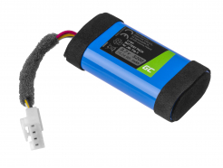 Bateria ID1060-B 1INR19/66-2 SUN-INTE-152 Green Cell do bezprzewodowego głośnika JBL Flip 5 JBLFLIP5WHTAM, 5200mAh 3.7V Li-ion