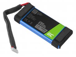 Bateria GSP0931134 01 PA-JLB27 Green Cell do bezprzewodowego głośnika Bluetooth JBL Boombox Speaker, 10000mAh 7.4V Li-Polymer