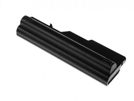 Bateria L09L6Y02 L09S6Y02 Green Cell do Lenovo B575 G560 G565 G570 G575 G770 G780, IdeaPad Z560 Z570 Z585