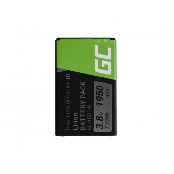 Bateria Green Cell BL-45A1H do telefonu LG K10 K420n K430