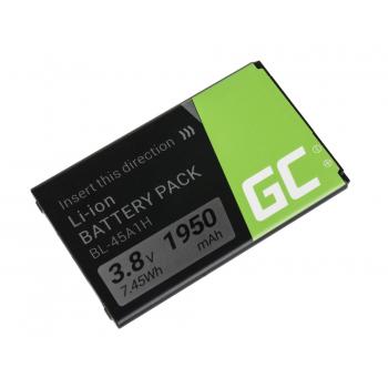 Bateria 1950mAh