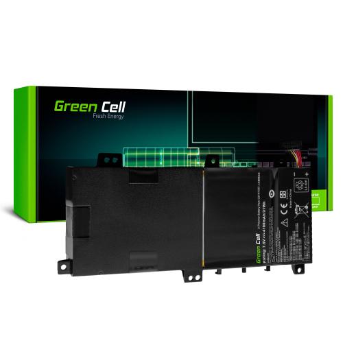 Bateria Green Cell C21N1333 do Asus Transformer Book Flip TP550LA TP550LD R554LA