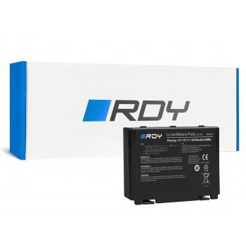 Bateria RDY A32-F82 A32-F52 L0690L6 do Asus K40iJ K50 K50AB K50C K50IJ K50i K50iN K70 K70IJ K70IO
