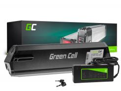 Bateria Green Cell 16Ah (768Wh) doroweru elektrycznego E-Bike 48V