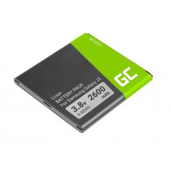 Bateria do telefonu Samsung Galaxy Grand Prime, Samsung Galaxy J5, Samsung Galaxy J3