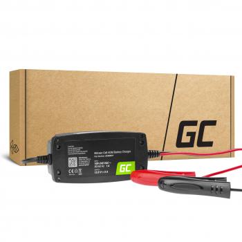 Ładowarka, Prostownik Green Cell do akumulatorów 12V (5A)
