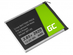 Bateria Green Cell BL270 do telefonu Lenovo K6 Note / K6 Power