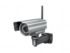 Zewnętrzna Kamera IP Cybernetik VGA IR P2P Wi-Fi NIP-06