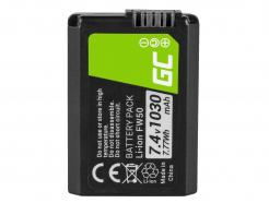Bateria akumulator Green Cell do Sony A33 A55 NEX-3 NEX-5 7.4V