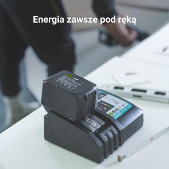 Bateria Green Cell (4Ah 18V) BL1815 BL1830 BL1830B BL1840 BL1840B BL1850 BL1850B do Makita DTD152 DC18RC DDF451 DC18SD LXPH01