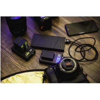 Bateria Green Cell ® NP-FV50 / NP-FV100 do Sony DCR-DVD506E DCR-DVD510E HDR-CX116E HDR-CX130 HDR-CX155E HDR-UX9E 7.2V 650mAh