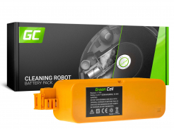 Bateria Akumulator (3.3Ah 14.4V) 11700 11701 11709 17373 40901 Green Cell do iRobot Roomba 400 405 410 420 430 4000 4300 4905