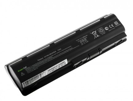 Bateria akumulator Green Cell do laptopa HP Envy 17 G32 G42 G56 G62 G72 CQ42 CQ56 MU06 DM4 10.8V 12cell