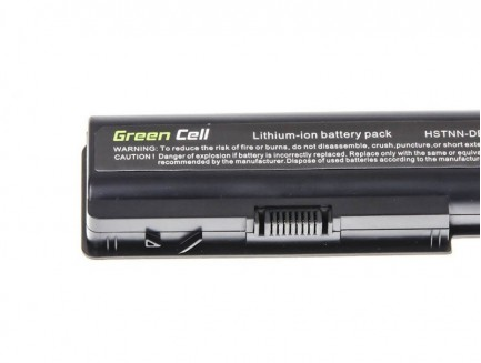 Bateria Green Cell HSTNN-DB75 do HP Pavilion DV7 DV8 HDX18