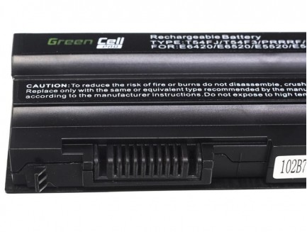 Bateria Green Cell PRO 8858X T54FJ M5Y0X do Dell Latitude E5420 E5430 E5520 E5530 E6420 E6430 E6520 E6530