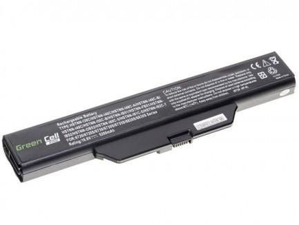 Bateria Green Cell PRO HSTNN-IB51 do HP 550 610 HP Compaq 6720s 6820s