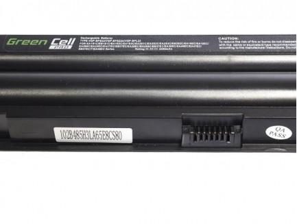 Bateria Green Cell do laptopa Sony Vaio VGP-BPS22 VGP-BPS22A VGP-BPL22 BPS22 VPCEA 11.1V