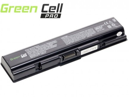 Bateria Green Cell do laptopa Toshiba A200 A300 L200 L300