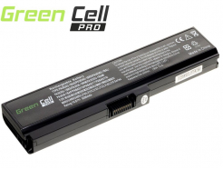 Bateria akumulator Green Cell do laptopa Toshiba Satellite U500 L750 A650 C650 C655 PA3634U-1BRS 10.8V 6 cell