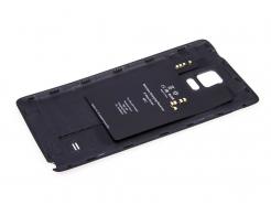 Klapka tylna do ładowania indukcyjnego QI17 Green Cell do Samsung Galaxy Note 4 IV