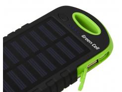Power Bank Solarny Ładowarka Słoneczna 8200mAh Green Cell