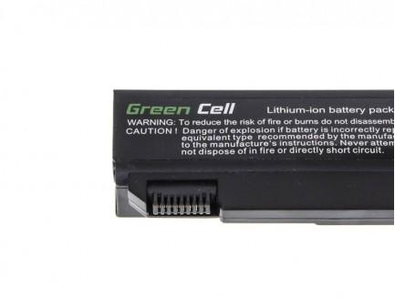 Bateria akumulator Green Cell do laptopa HP Elitebook 8530p  8530W HSTNN-LB60 14.4V