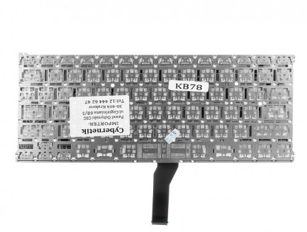 "Klawiatura do laptopa Apple MACBOOK AIR 13"" A1369 A1466"