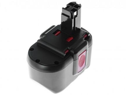 Bateria Akumulator Green Cell do Bosch BAT030 BAT240 BTP1005 24V 3Ah Ni-MH