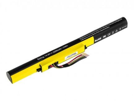 Bateria Green Cell do laptopa Lenovo IdeaPad Z400 Z500A Z505 Z510 TOUCH