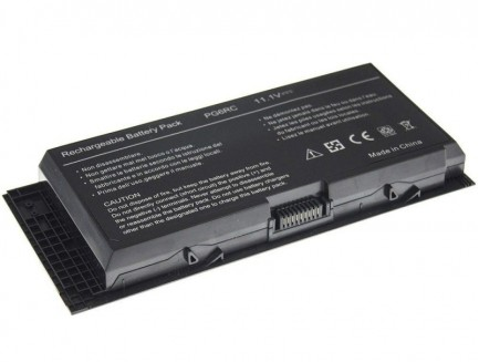 Bateria akumulator Green Cell do laptopa Dell M4600 M4700 M6600 11.1V