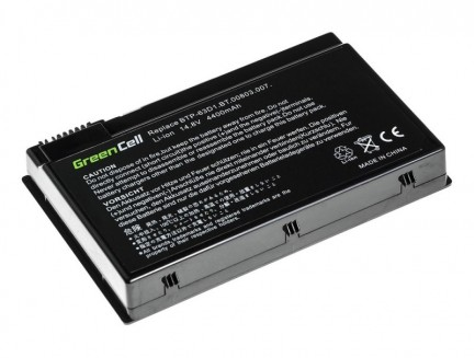Bateria Green Cell BTP-AHD1 do laptopów Acer Aspire 3020 3040 3610 5040
