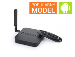 TV Box Minix Neo U1 (2GB RAM, UHD 4K, Android 5.1.1, 16GB eMMC)