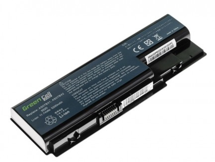 Bateria Green Cell PRO AS07B31 do laptopów Acer