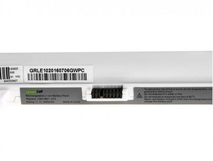Bateria Green Cell do Lenovo IdeaPad S9 S9e S10 S10e S10C S12 (Biała)