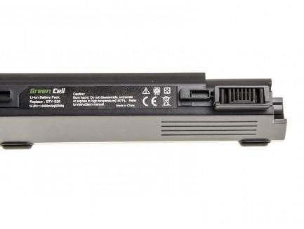 Czarna Bateria Green Cell BTY-S25 BTY-S26 BTY-S27 BTY-S28 do MSI EX300 PR200 PR300 PX200 VR200 VR201