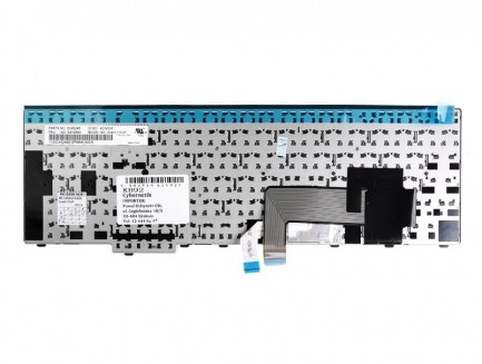 Podświetlana klawiatura do laptopa Lenovo ThinkPad E531, E540, L540, T540, T550, W540, W541, W550