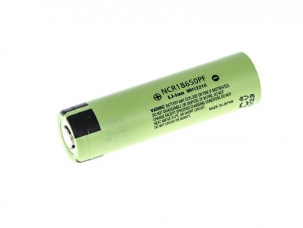 AkumuIator Ogniwo 18650 NCR18650PF Panasonic 2.9Ah Li-Ion