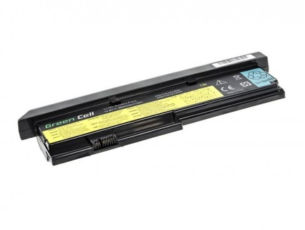 Bateria akumulator Green Cell do laptopa Lenovo IBM Thinkpad X200 7454T X200 7455 10.8V 9 cell