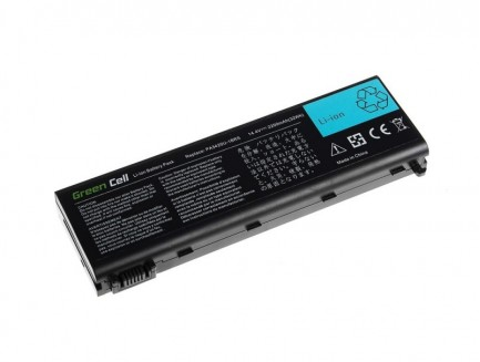 Bateria akumulator Green Cell do laptopa Toshiba Equium L10, Satellite L10, L25, L30