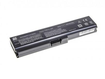 Bateria Green Cell ULTRA PA3817U-1BRS do Toshiba Satellite C650, C660, L650, L670, L750, U400, U500 (Ogniwa Panasonic, 6800mAh)